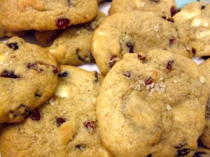 Salty Sweet Nantucket Cookies