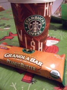 Starbucks Gingerbread Misto