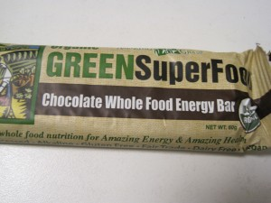 Green Super Foods Bar