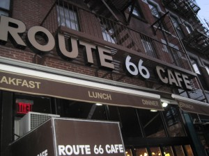 Route 66 Cafe