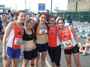Brooklyn half-marathon