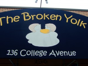 The Broken Yolk