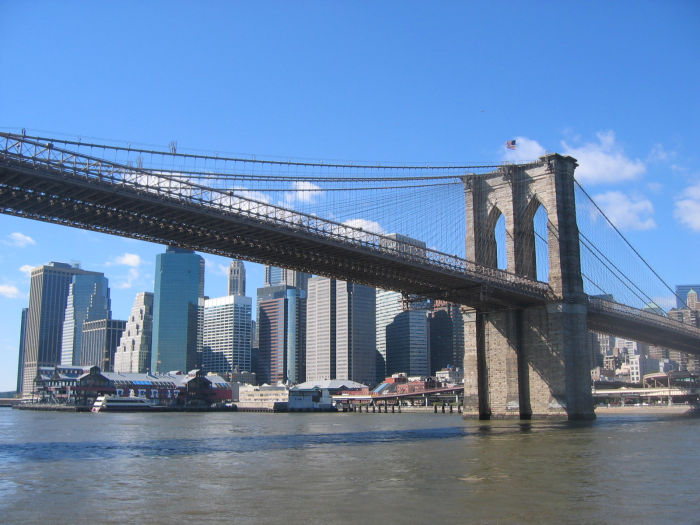 Brooklyn Bridge to Brighton