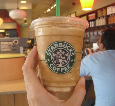 mocha light frapp